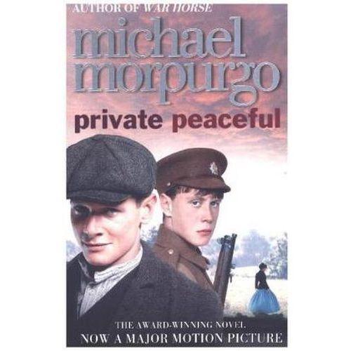Private Peaceful, Morpurgo, Michael, M.B.E.
