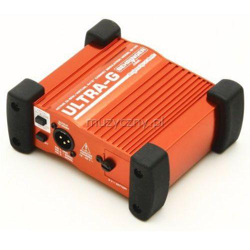 Behringer GI100 Ultra G DI-Box gitarowy