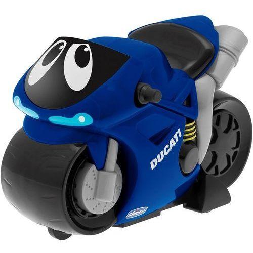 Motor turbo touch ducati niebieski marki Chicco