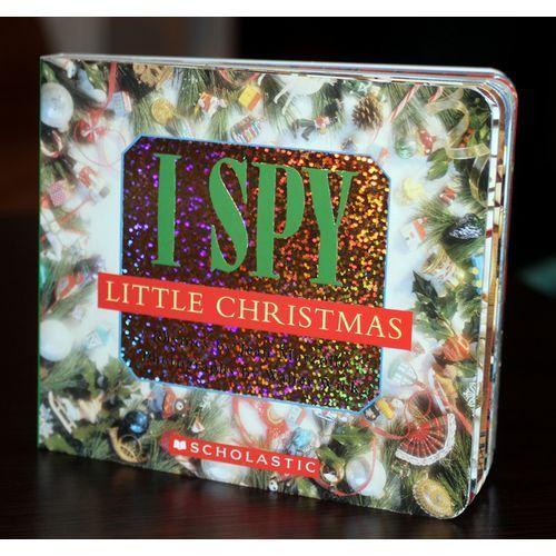 I spy little Christmas, Scholastic