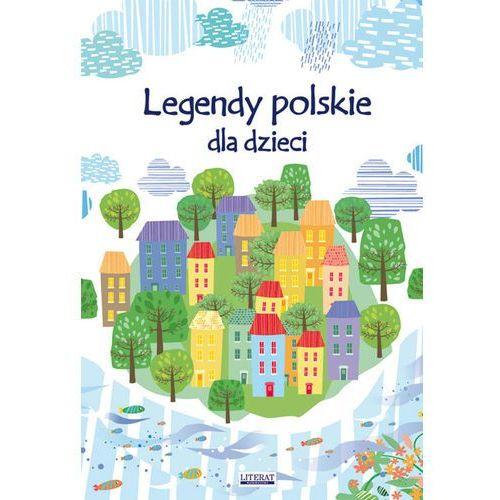 Legendy polskie dla dzieci (32 str.)