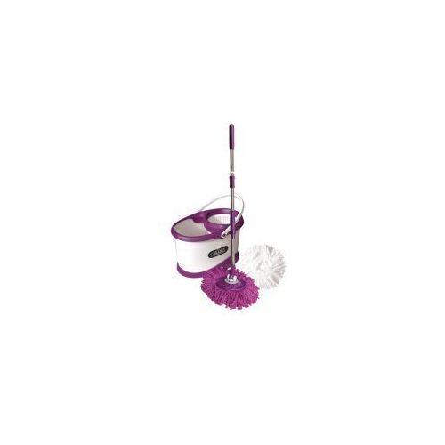 Mop obrotowy 360 stopni z dwoma zapasami York Prestige (mop)