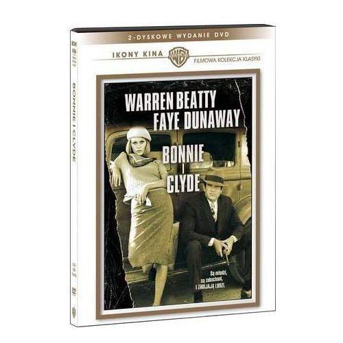 Bonnie i Clyde (Ikony kina) (DVD) - Arthur Penn DARMOWA DOSTAWA KIOSK RUCHU (7321910167984)