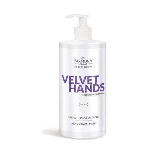 Farmona professional Velvet hands kremo-maska do dłoni 500ml