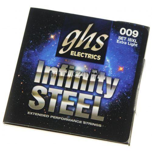 infinity steel struny do gitary elektrycznej 9-42 marki Ghs