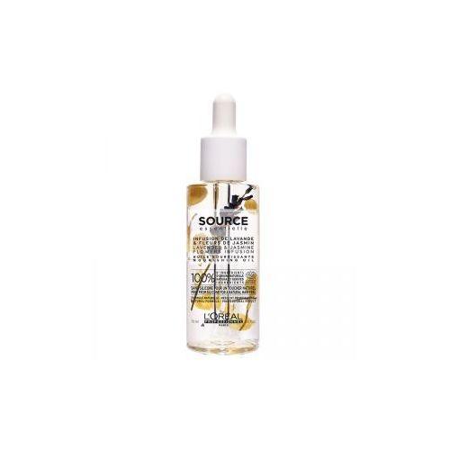 Loreal L'oreal source essentielle nourishing oil naturalny olejek odżywiający włosy suche 70ml