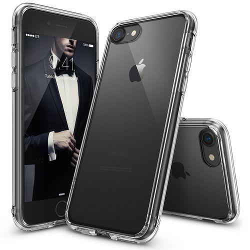 Etui Rearth Ringke Fusion Apple iPhone 7, crystal view + folia