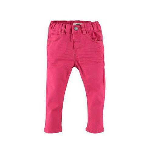 Dżinsy w kolorze różowym | rozmiar 86 - produkt dostępny w LIMANGO