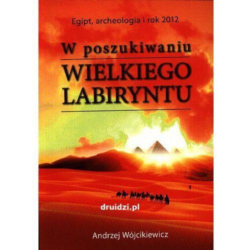 W poszukiwaniu Wielkiego Labiryntu (432 str.)