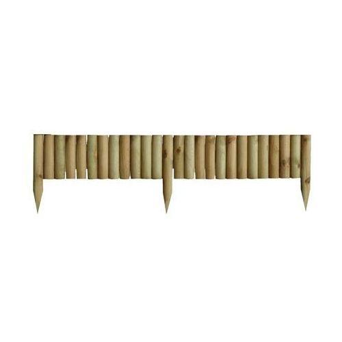 Stelmet Płotek rabatowy 120 x 35 cm drewniany wampir (5900886283229)