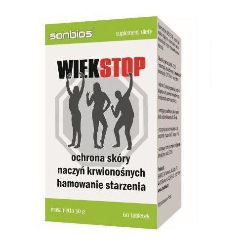 Tabletki WiekStop 60 tabl.