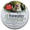 Artykuł Bayer Foresto Obroża 1,25g + 0,56g dla kotów i małych psów <8kg z kategorii pielęgnacja kotów