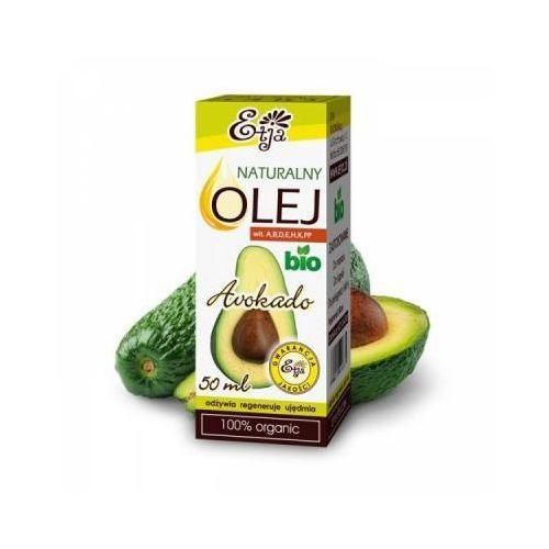 Etja Olej z avocado awokado bio 50ml spray