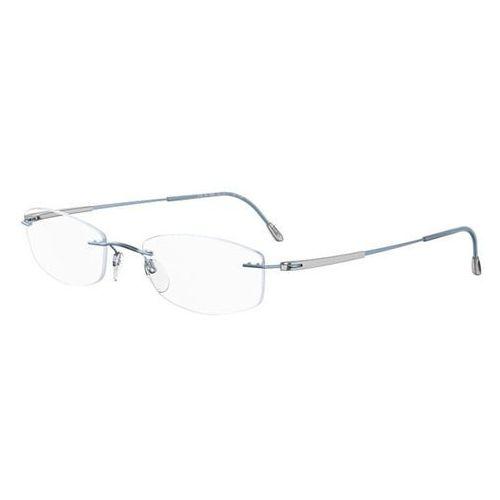 Okulary korekcyjne titan dynamics 4273 6073 marki Silhouette