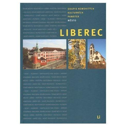 Soupis nemovitých kulturních památek – město Liberec 2. díl Eva Doležalová