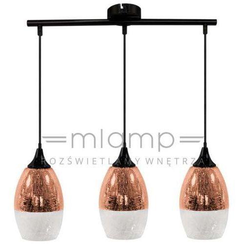 lampa wisząca 33-57358 celia miedziany + darmowy transport! marki Candellux