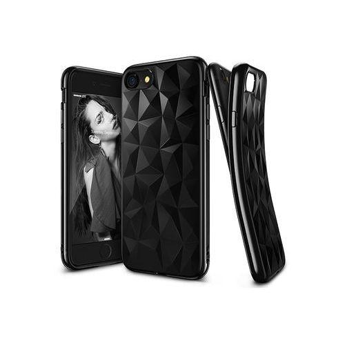 Apple iPhone 7 - etui na telefon Ringke Air Prism - czarny