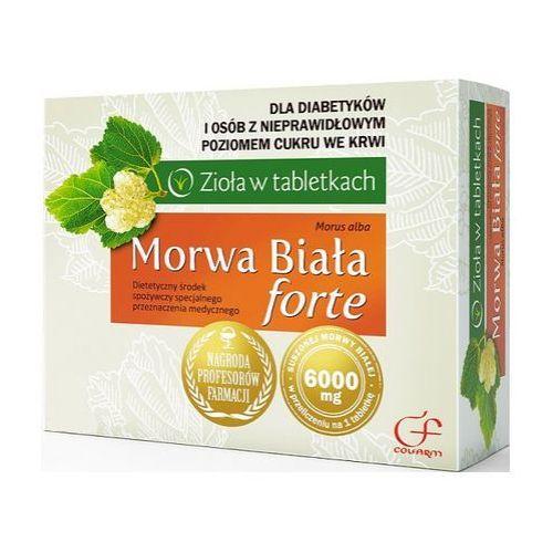 Tabletki Morwa Biała Forte 30 tabl.