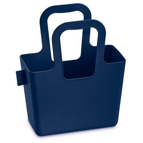 Koziol Wielofunkcyjna torba na zakupy, plażę taschelini - kolor granatowy,
