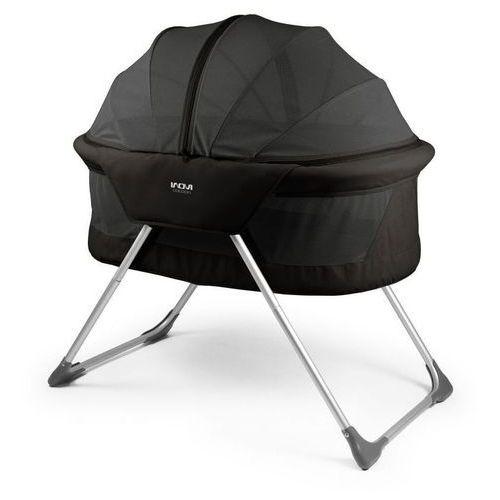 INOVI Cocoon - Łóżeczko turystyczne, czarne - produkt dostępny w SCANDINAVIAN BABY