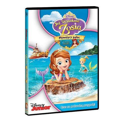 Jej Wysokość Zosia. Pływający pałac [DVD] (7321917500401)