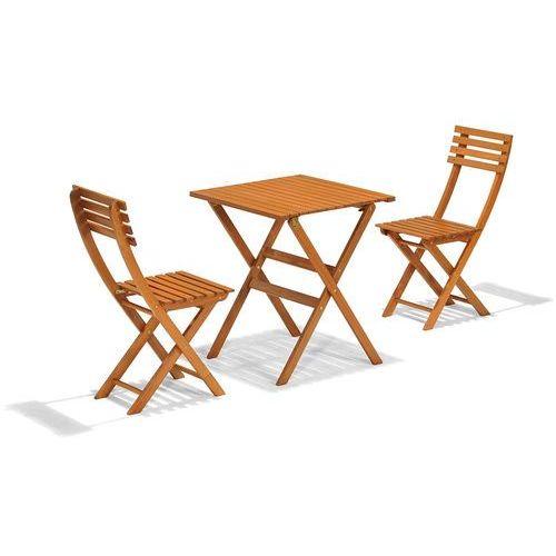 Zestaw mebli ogrodowych Bistro Scancom  produkt z kategorii zestawy