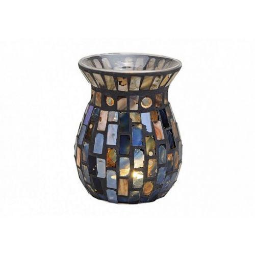 Kominek do wosków: Mozaika (niebieska), 238