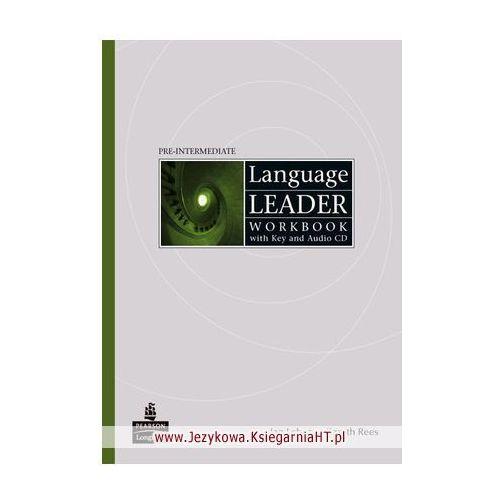 Language Leader Pre-Intermediate Workbook (zeszyt ćwiczeń) without Key plus Audio CD, Pearson