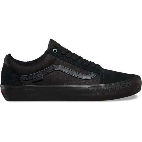 buty VANS - Old Skool Pro Blackout (1OJ) rozmiar: 42.5, kolor czarny