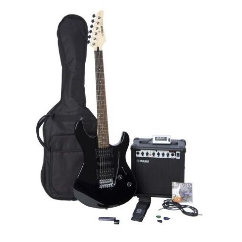 Yamaha ERG-121GP-BL gitara elektryczna + wzmacniacz