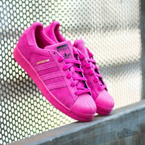 Superstar City Series K Pink/ Pink US 7, adidas