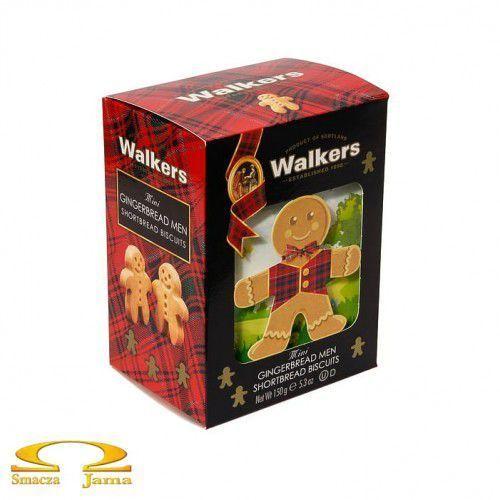 Walkers Ciastka shortbread gingerbread man 150g