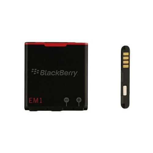 BlackBerry 9350 Curve / E-M1 1000mAh 3.7Wh Li-Ion 3.7V (oryginalny), EM1