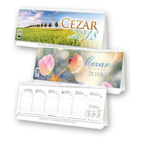 Kalendarz biurowy 2018 - Cezar BF1