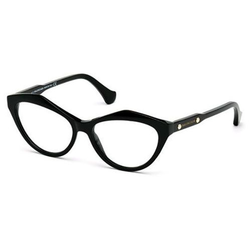 Balenciaga Okulary korekcyjne ba5042 001