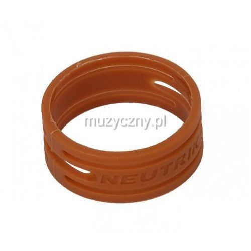 Neutrik xxr 1 pierścień na złącze nc**xx* (brązowy)