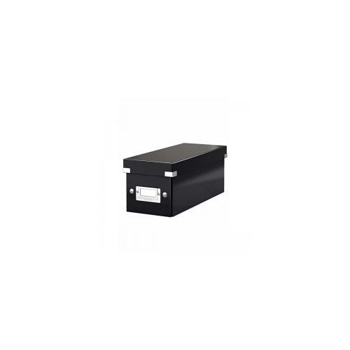 Pudło LEITZ C&S na CD czarne (4002432396740)