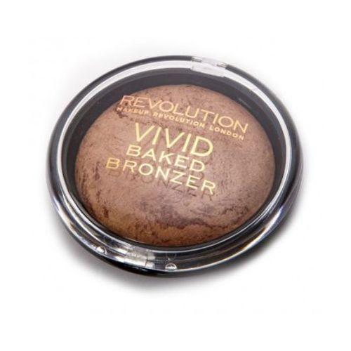 MAKEUP REVOLUTION Vivid Baked Bronzer puder brazujacy Ready To Go 13g (5029066014207)