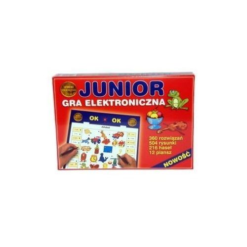 Jawa Gra junior elektroniczna (5901838002929)