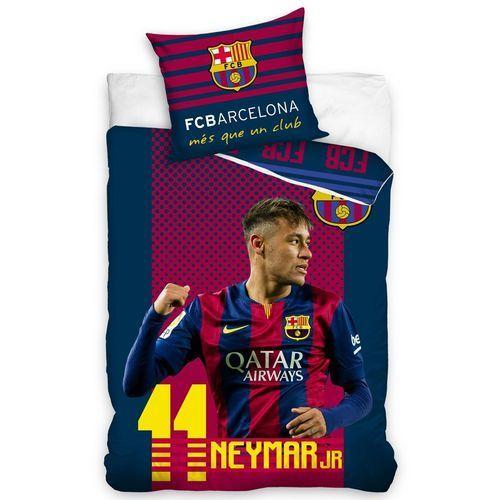 Carbotex, FC Barcelona, Komplet pościeli, 160x200 cm - produkt dostępny w Smyk