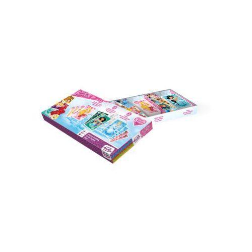 Cartamundi shuffle fun princess 3-pack card games (5411068840463)