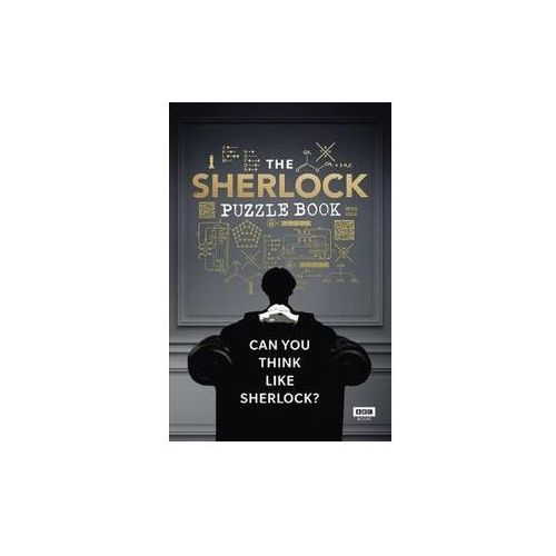 Sherlock The Puzzle Book - Maslanka Christopher, Tribe Steve. DARMOWA DOSTAWA DO KIOSKU RUCHU OD 24,99ZŁ (9781785943034)