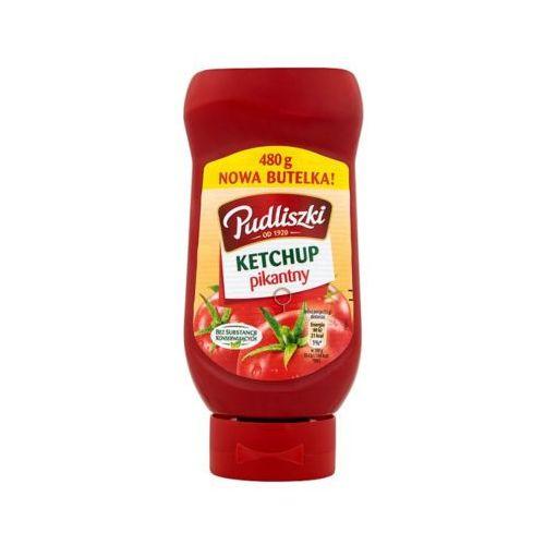 PUDLISZKI 480g ketchup pikantny