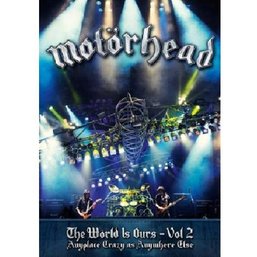 The world is ours - vol. 2 - motörhead (płyta dvd) marki Emi music