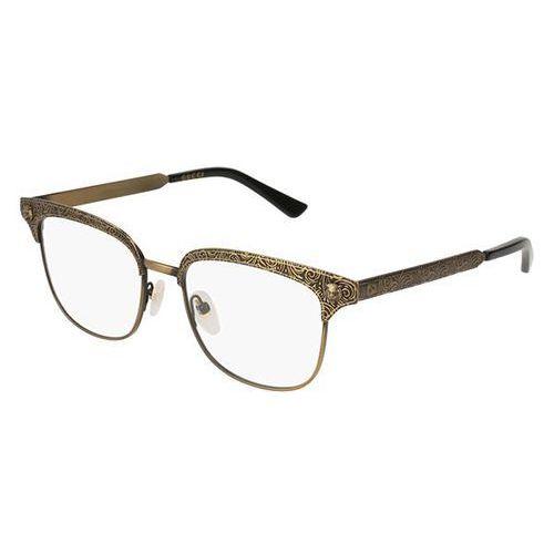 Okulary Korekcyjne Gucci GG 0221O 001