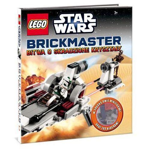 KSIĄŻKA LEGO® Star Wars™. Brickmaster. Bitwa o skradzione kryształy