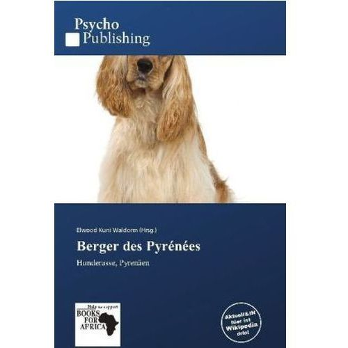 Berger des Pyrénées (9786138556176)