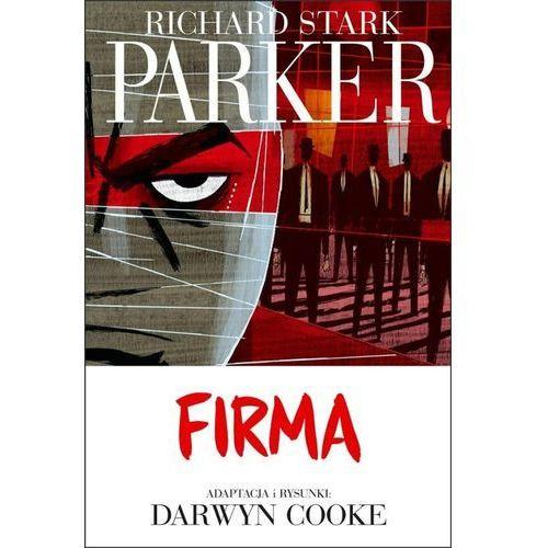 Parker 2 Firma - Stark Richard, Cooke Darwyn (156 str.)