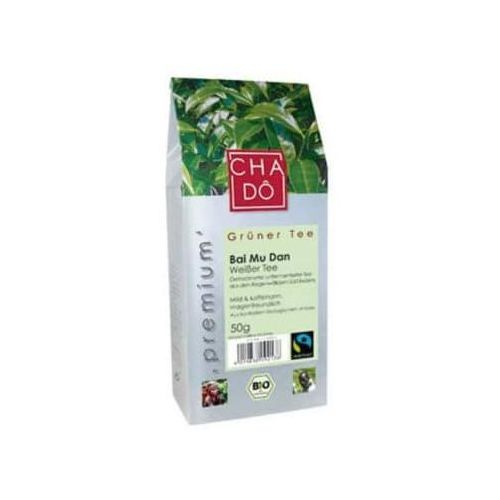 Cha do Herbata biała liściasta (bai mu dan) bio fairtrade (4019838090134)
