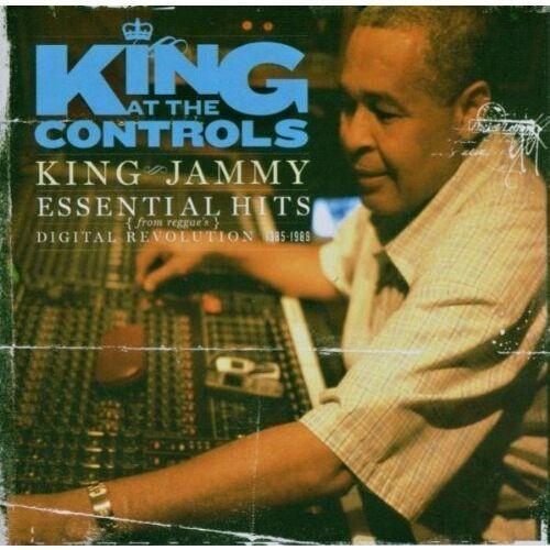 King jammy King at the controls - essential hits - różni wykonawcy (płyta dvd)